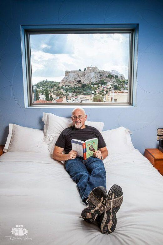 Psychologist Dan Gilbert by Dimitris Vlaikos