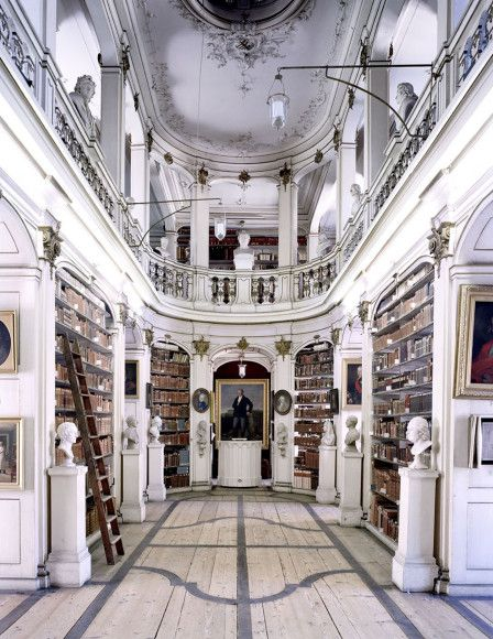 What I want my personal library to look like.    Book Week | Libraries of the World