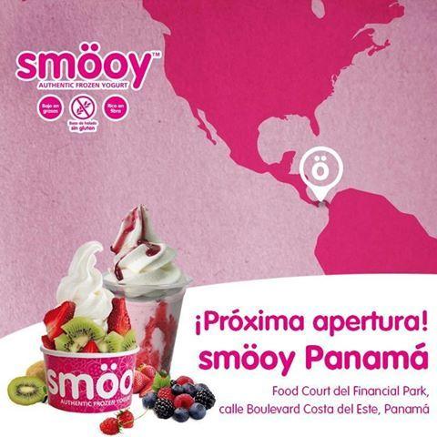 📣📣📣 ¡EXTRA, EXTRA! ¡smöoy llega a #Panamá! 🎊🎊🎊 ¡A finales de JULIO podrás disfrutar del ÚNICO yogur helado funcional del mercado muy cerca de ti! ¿Dónde? 📍 Food Court del Financial Park, en calle Boulevard Costa del Este  #smöoy #frozenyogurt #yogurhelado #próximaapertura #nextopening #smöoyfrozenyogurt #smöoypanamá #Panamá #franquicia #smöoyfranquicias #smöoytiendas #empresa #global #business #FinancialPark #CiudadDePanamá #PanamáCity