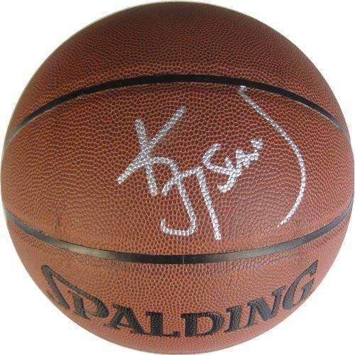 Kevin Johnson, Phoenix Suns, Sacramento Kings, Cal Bears, Signed, Autographed, Nba Basketball, a Coa with the Proof Photo of Kevin Signing Will Be Included