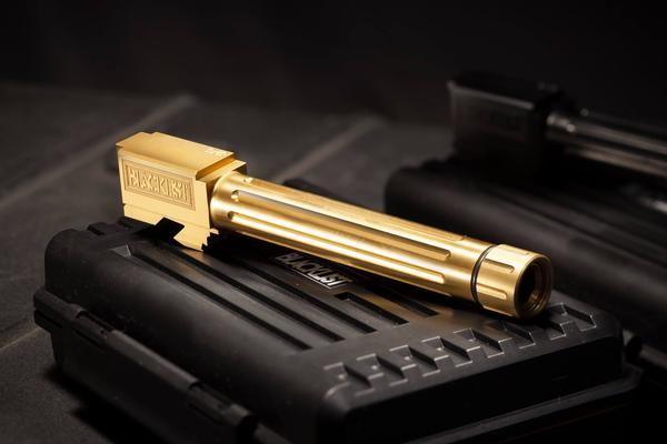 Glock Threaded Barrel | Glock Replacement Barrel | Blacklist Industries
