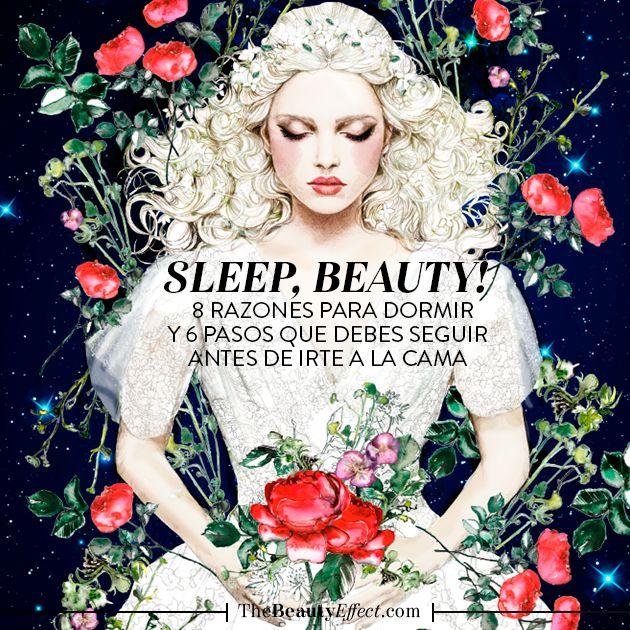 Si una tercera parte de nuestras vidas la pasamos durmiendo, ¿por qué no sacar provecho a las horas de sueño? #TBElaRevista