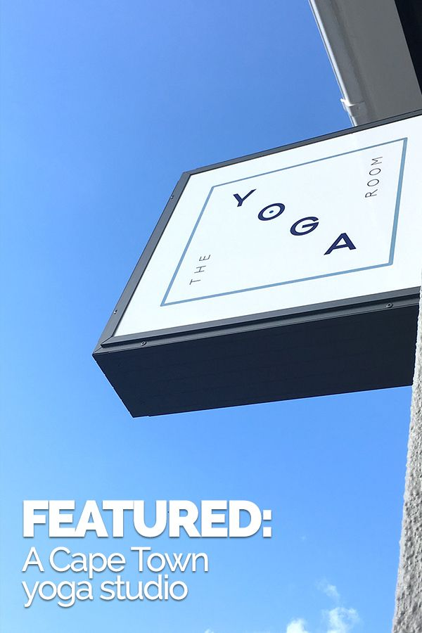This week I feature a new yoga studio in Cape Town | Spinning & Yoga