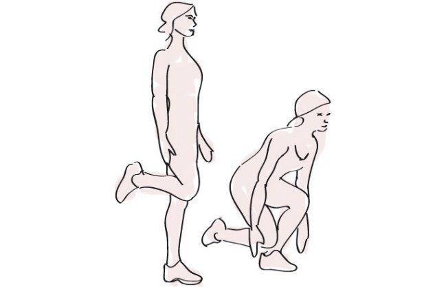 Keine Lust aufs Fitnessstudio? Hier kommen Bauch-Beine-Po-Übungen, die ihr bequem zuhause machen könnt.