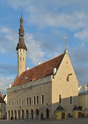Ратуша - Art Tallinn Guide