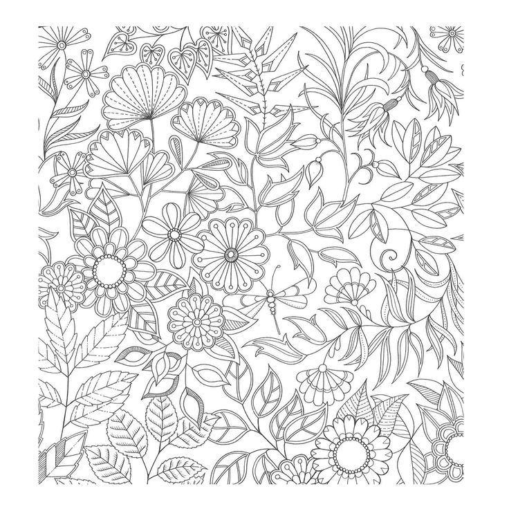 The 25 Best Garden Coloring Pages Ideas On Pinterest