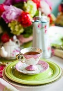 Πρόσκληση σε τσάϊ | Small Things