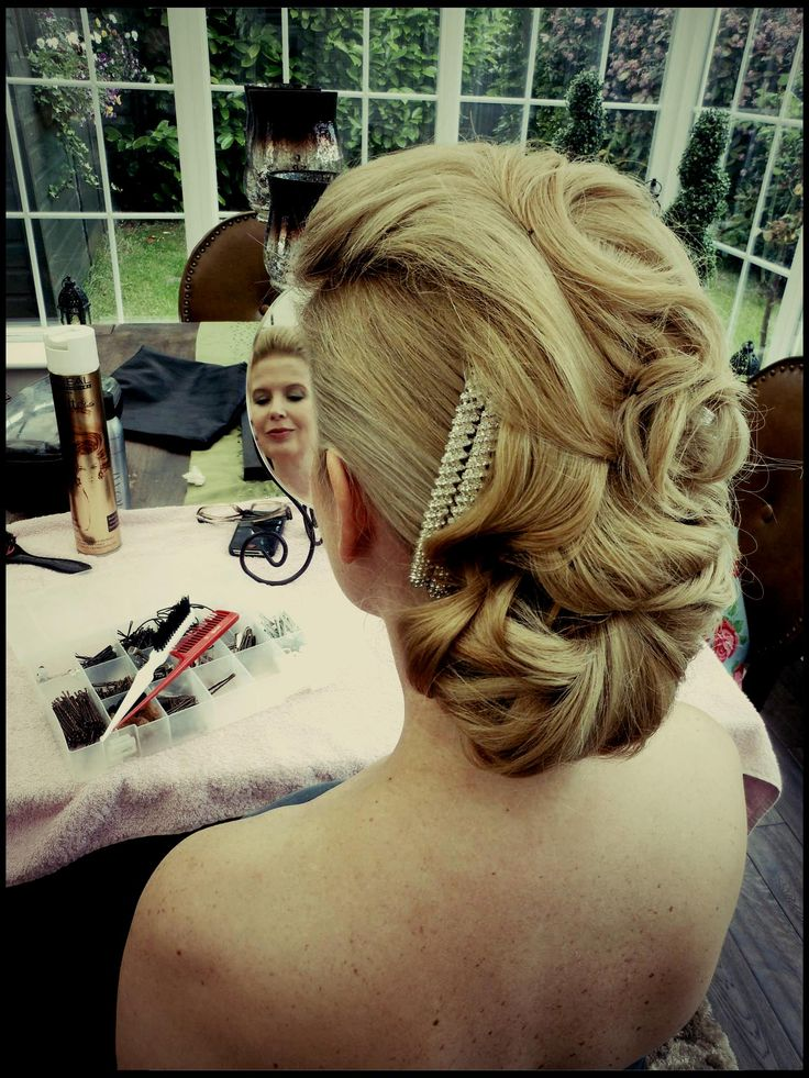 Grace Kelly inspired styling, party party party