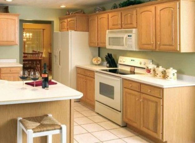Kitchen Design Ideas With White Appliances