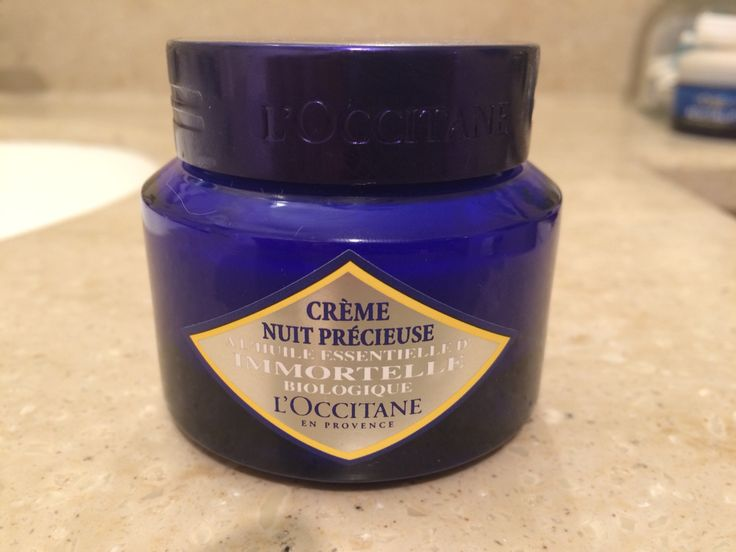 The best eye and facial cream ever!  Straight from France, it costs a pretty penny but works like magic and I may just avoid having to get Botox.