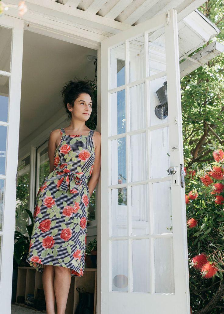 "heytinafey: "" Jenny Slate photographed by Joyce Kim """