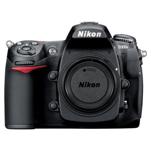NIKON - Nikon D300S 12.3MP DX-Format CMOS Digital SLR Camera with 3.0-Inch LCD (Body Only)