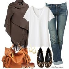 fall fashion 2012 -Casual Outfit, Fashion Ideas, Style, Clothing, Fashionista Trends, Fall Outfit, Fall Fashion, Fashion Trends, Leopards Flats