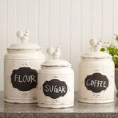 Found it at Wayfair - Bantam Canister