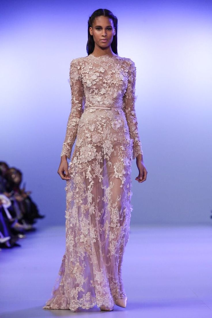 25 best Elie Saab images on Pinterest | Alta costura, Vestidos ...