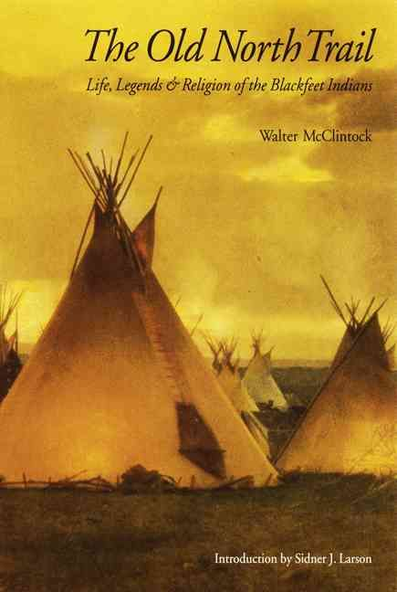 In 1886 Walter McClintock went to northwestern Montana as a member of a U.S. Forest Service expedition. He was adopted as a son by Chief Mad Dog, the high priest of the Sun Dance, and spent the next f