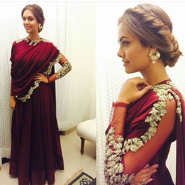 Easy Hairstyle For Salwar Suit : 325 best preet images on pinterest