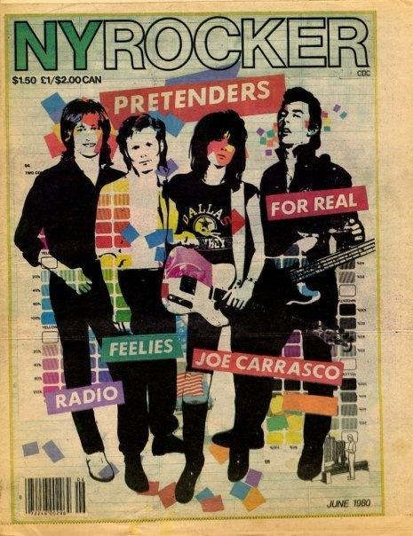 NY Rocker, June 1980