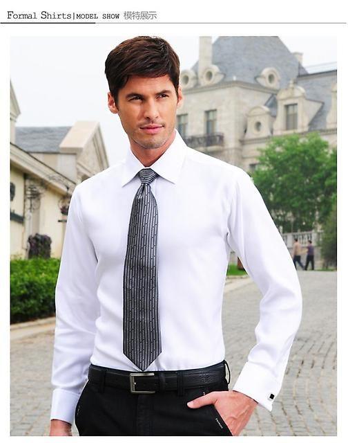 Комплект: рубашка, галстук, запонки - Основная одежда во Владивостоке