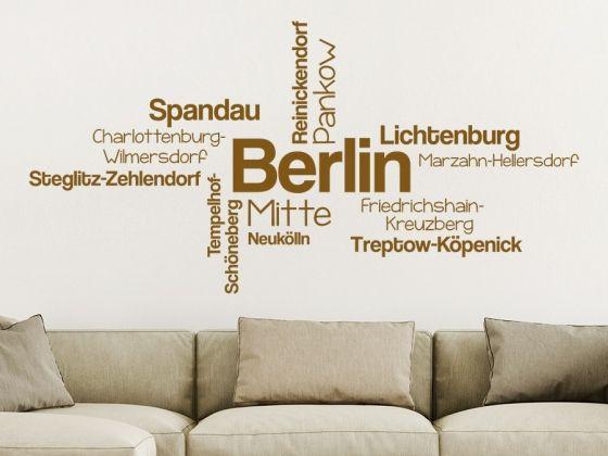 72 best Kreative Wandtattoos - Inspirierende Wandtrends für alle - wandtattoo wohnzimmer retro