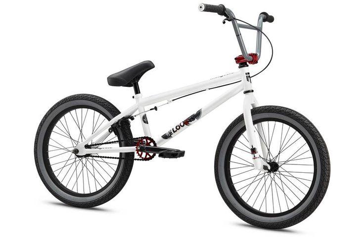Mongoose Legion L60 2015 BMX Bike - White - 20 Inch