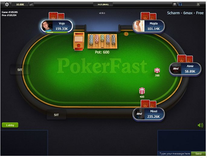 Fast Poker first launched December 6th 2013. What sets this online Poker room apart from the rest is HTML5 Technology. While most Poker sites require downloading the software, PokerFast allows players to play directly from their browser eliminating installation and continuous updating. http://www.latestpokerbonuses.com/poker-rooms/poker-fast/