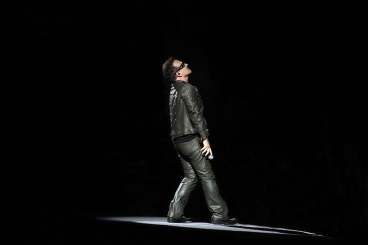 Bono by Tertius Pickard
