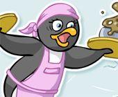 Penguin Diner Games