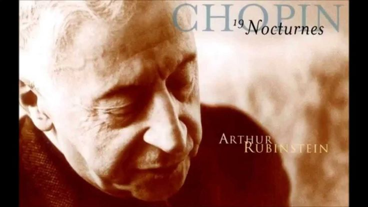 Frédéric Chopin: 19 Nocturnes - Arthur Rubinstein (Audio video)