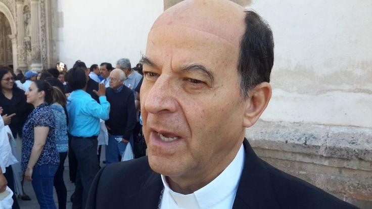 Debemos regresar a la familia para regenerar relaciones rotas por la violencia: arzobispo sobre desplazados | El Puntero