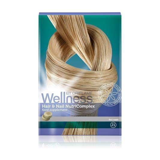 Чтобы волосы были крепкими, необходимо пить витамины. Компания Орифлейм разработала нутрикомплекс для волос и ногтей. Цена 1460 руб #витамины_для_волос #крепкие_волосы #укрепить_волосы