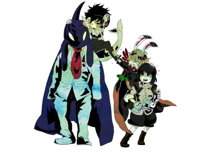 anime-manga OUMAGADOKI DOUBUTSUEN   nakamatachi.tumblr.com