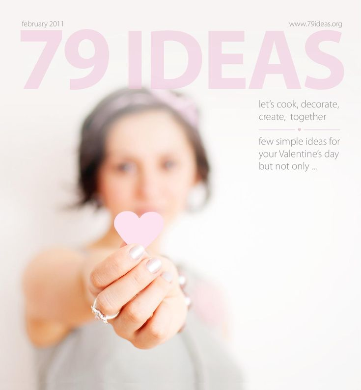 ISSUU - 79 ideas 01 English by Radostina Bosseva