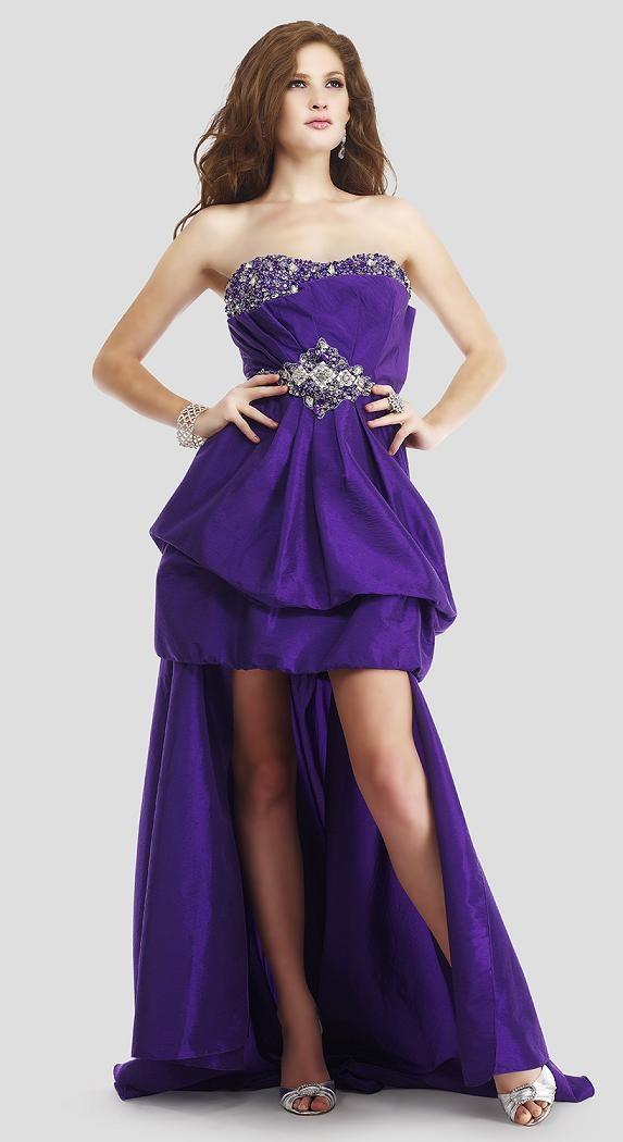 73 best Bridesmaids in Purple images on Pinterest | Flower girls ...