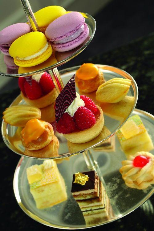 Afternoon Tea at Ritz Carlton Buckhead