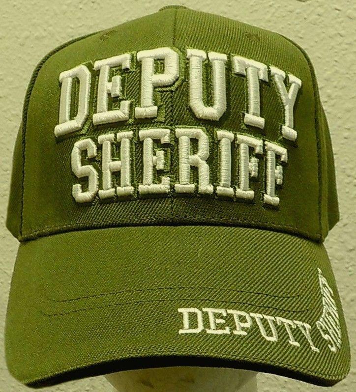 SHERIFF DEPUTY POLICE OFFICER LAW ENFORCEMENT UNIFORM AGENT LAPD COPS CAP HAT OS #PremiumHeadwear #BaseballCap