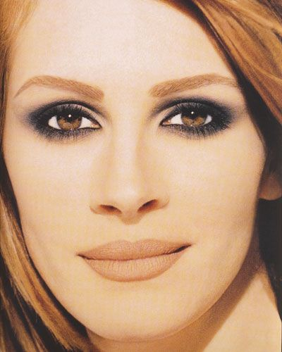 Julia ROberts -Make up by kevyn aucoin