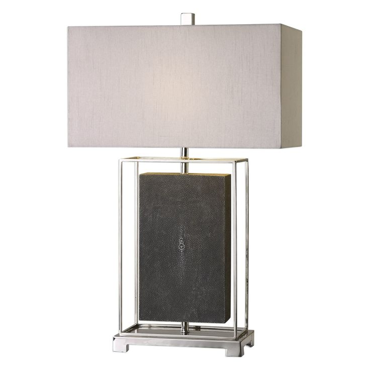 Gray Table Lamps Fair 75 Best Lamp Images On Pinterest  Light Table Lightbox And Candelabra Inspiration