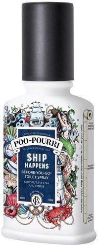 Poo-Pourri Before-You-Go Toilet Spray Youtube