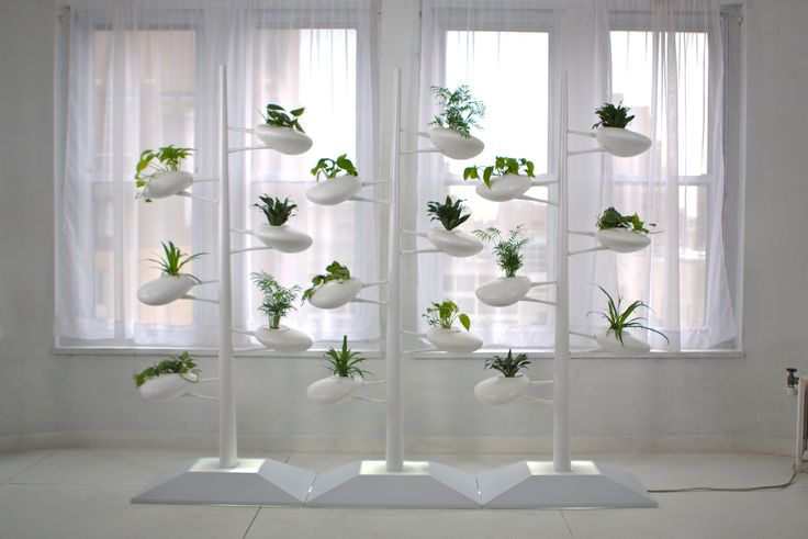 Der vertikale garten live screen danielle trofe  Danielle Trofe Design The Live Screen is a vertical, self ...