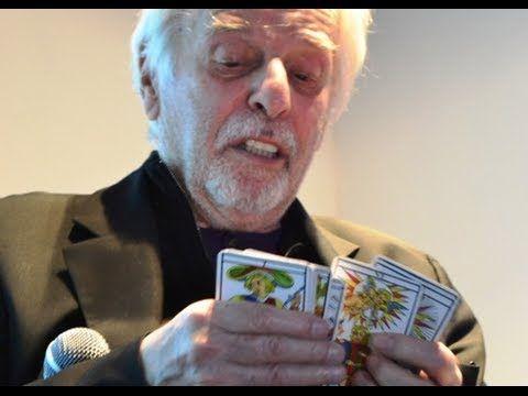 Conversaciones sobre el Tarot - Alejandro Jodorowsky - YouTube