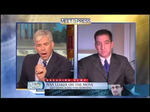"David Gregory is with out doubt, the worst ""journalist"" in the world *that doesn't work at FAUX News*!  Glenn Greenwald takes Gregory to task, for his ass-kissing of those in power..."