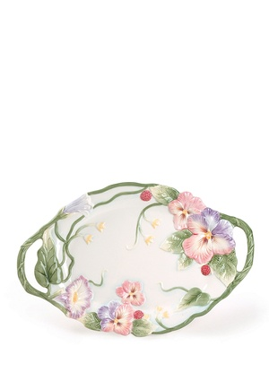 FITZ AND FLOYD Halcyon Serving Platter