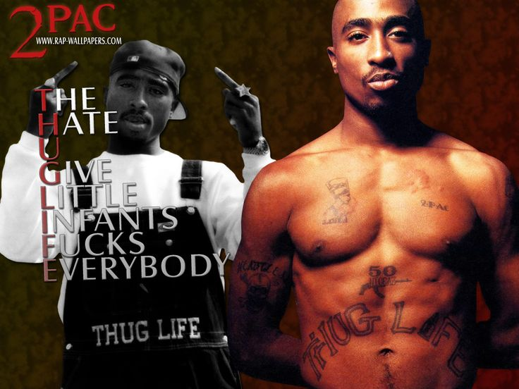 tupac quotes about thug life Pix For Thug Life 2pac Quotes