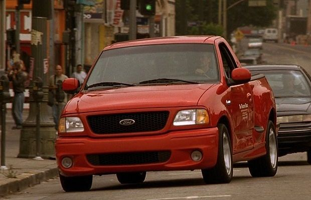 1999 ford f 150 svt lightning from the fast and the. Black Bedroom Furniture Sets. Home Design Ideas