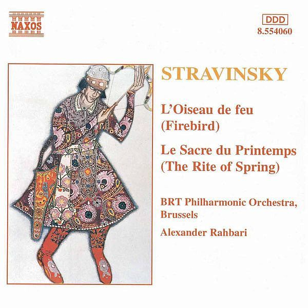 Firebird (The) / The Rite of Spring-Belgian Radio and Television Philharmonic Orchestra-Naxos