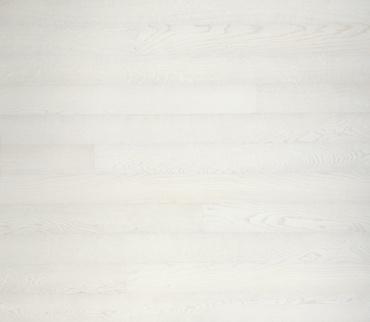 True White Hardwood Floors