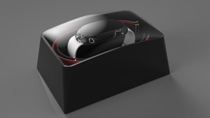CURVE WATCH PACKAGING