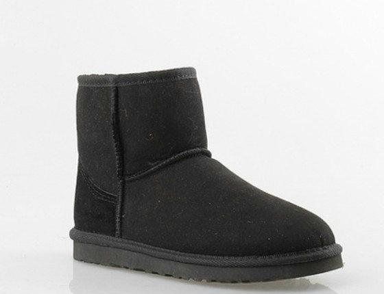 UGG 5854 Sko(Black) [UGG 0062] - NOK890 : billig ugg støvler butikken i Norge!