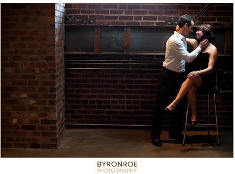 'Feels like Tango' – engagement photo